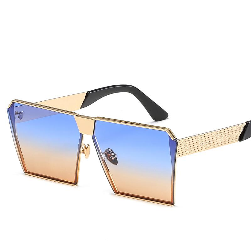 LION HEAD - Men's Square Sunglasses Collection '19/20
