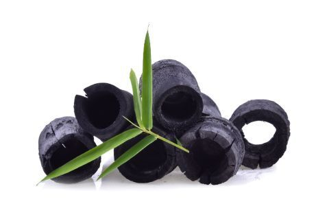 bamboo charcoal can be used to eliminate bathroom odor