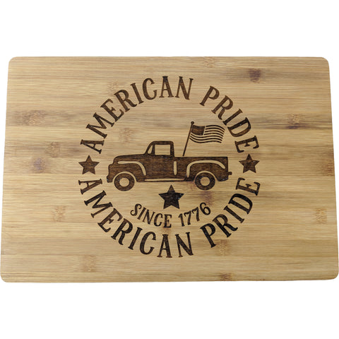 "10"" x 15"" Custom Cutting Board"