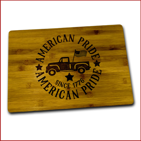 "8"" x 12"" Custom Cutting Board"