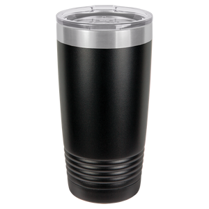 20oz Ring Tumbler w/ Logo and Name