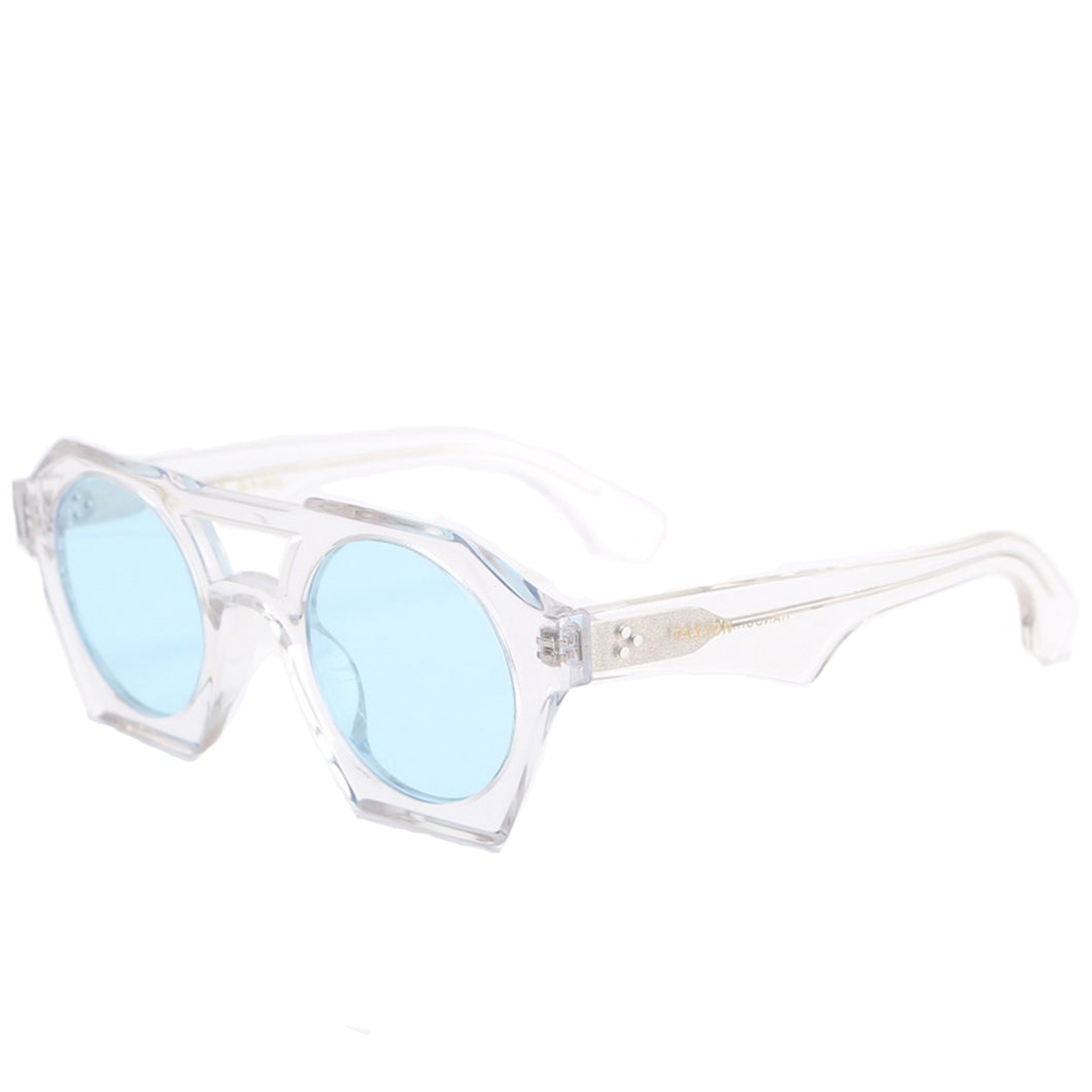 BLK 001 CLEAR BLUE