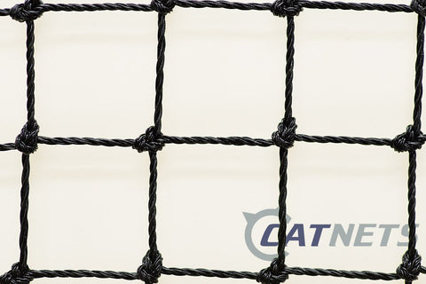 Low-Vis 19mm Netting (by-the-metre) - Catnetsuk