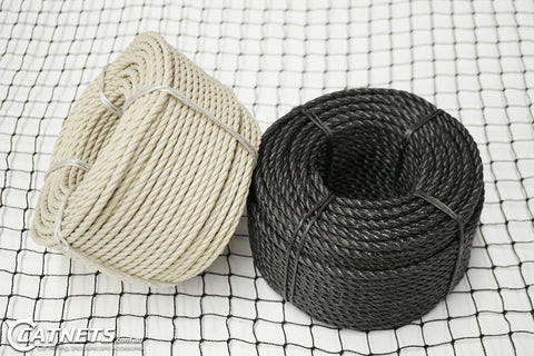 SPECIAL : 5mm Edging Rope :: 50m Bulk Roll - Catnetsuk