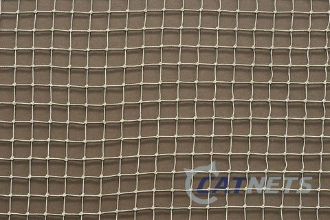 STONE Low-Vis 19mm Netting (by-the-metre) - Catnetsuk