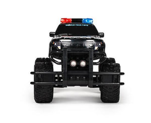 Ford F-150 Police 1:14 RTR Electric RC Monster Truck RC-Trucks World Tech Toys