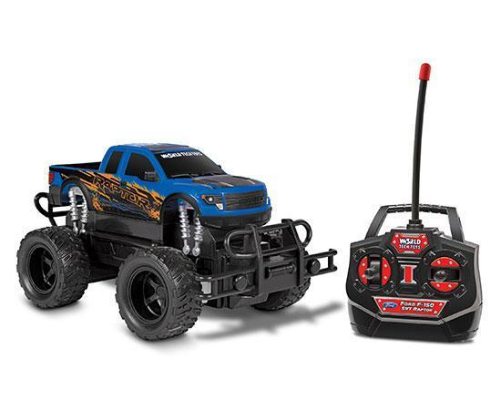 Ford F-150 SVT Raptor 1:24 RTR Electric RC Monster Truck RC-Trucks World Tech Toys