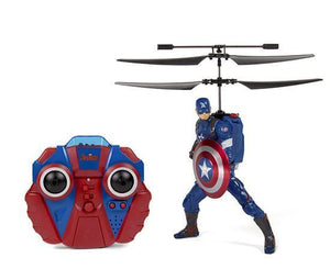 Marvel Licensed Avengers Captain America 2CH IR RC Helicopter RC-Helicopters World Tech Toys