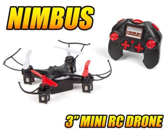 Nimbus 2.4GHz 4.5CH Mini RC Drone Drones World Tech Toys