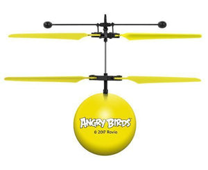 Rovio Licensed Angry Birds Chuck IR UFO Heli Ball Heliball World Tech Toys