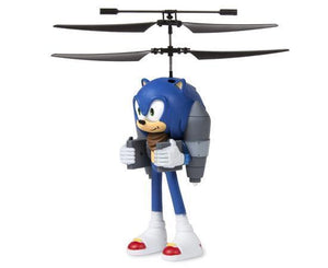 SEGA Licensed Sonic Boom Jetpack 2CH IR RC Helicopter RC-Helicopters World Tech Toys