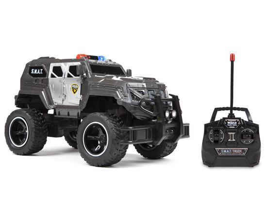 S.W.A.T. Truck 1:14 RTR Electric RC Monster Truck RC-Trucks World Tech Toys