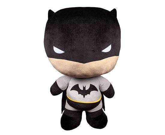 World Plush Toys DC Licensed 4FT Chibi Style Batman Plush Toys World Tech Toys