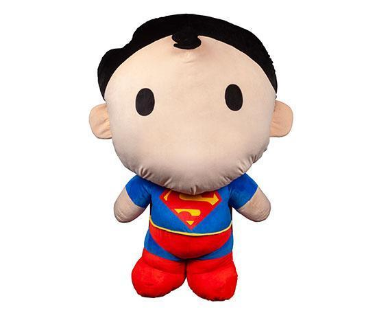 World Plush Toys DC Licensed 4FT Chibi Style Superman Plush Toys World Tech Toys