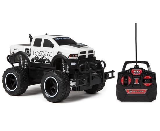 World Tech Toys Dodge Ram 2500 1:24 RTR Electric RC Monster Truck RC-Trucks World Tech Toys
