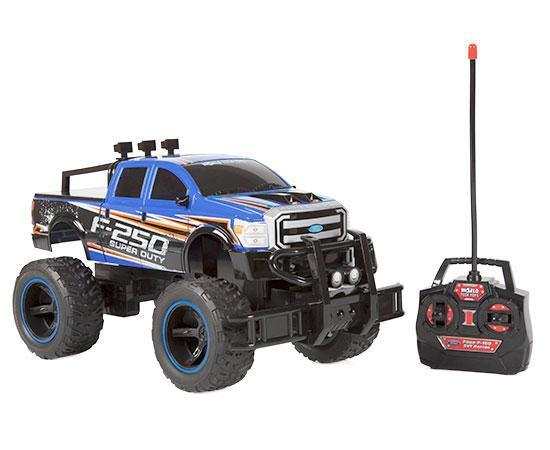 World Tech Toys Ford F-250 Super Duty 1:14 RTR Electric RC Monster Truck RC-Trucks World Tech Toys
