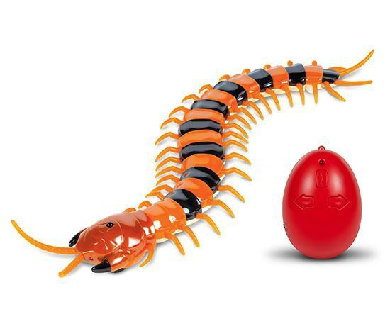 World Tech Toys RC Creatures Remote Control Infrared Centipede RC-Other World Tech Toys