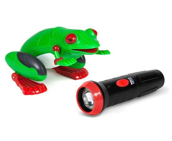 World Tech Toys RC Creatures Remote Control Infrared Frog RC-Other World Tech Toys