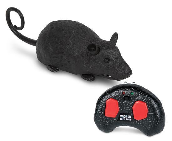 World Tech Toys RC Creatures Remote Control Infrared Rat RC-Other World Tech Toys
