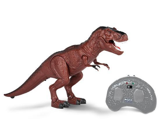 World Tech Toys RC Creatures Remote Control Infrared T-Rex RC-Other World Tech Toys