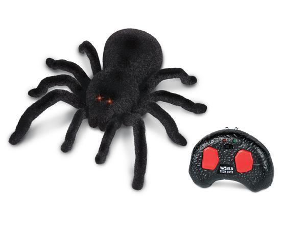 World Tech Toys RC Creatures Remote Control Infrared Tarantula RC-Other World Tech Toys