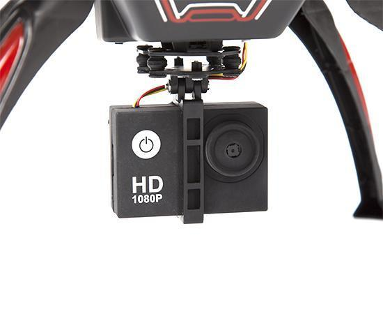 Wraith 2.4GHz 4.5CH 1080p HD RC Camera Spy Drone Drones World Tech Toys