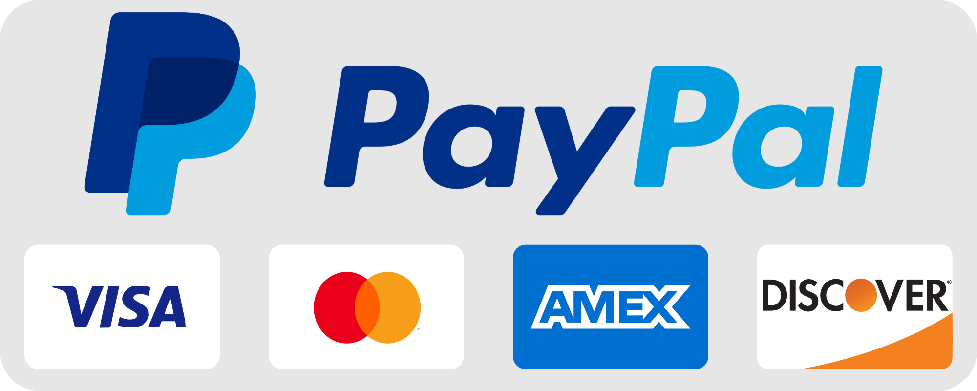 Accepted Payment Types