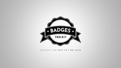 Badges Toolkit