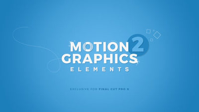 Motion Graphics Elements 2