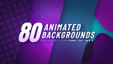 80 Animated Backgrounds