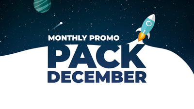 Monthly Promo Pack - Dec. 2019