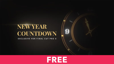 New Year Countdown Free