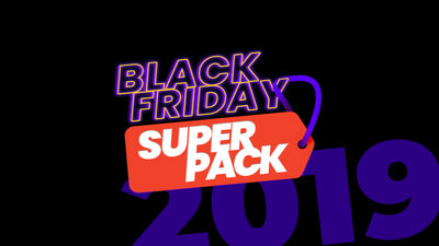 Black Friday Super Pack 2019
