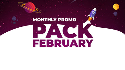 Monthly Promo Pack - Feb 2020