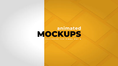 Animated Mockups
