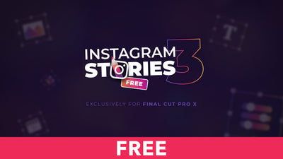 Instagram Stories 3 - Free