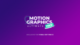 Motion Graphics Ultimate Pack