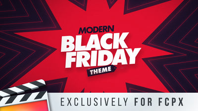 Modern Black Friday Theme