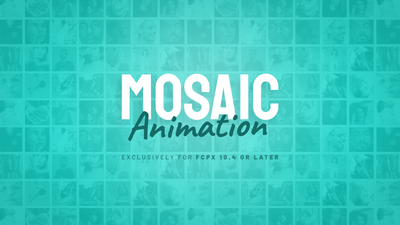Mosaic Animation