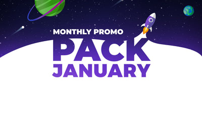 Monthly Promo Pack - Jan. 2020