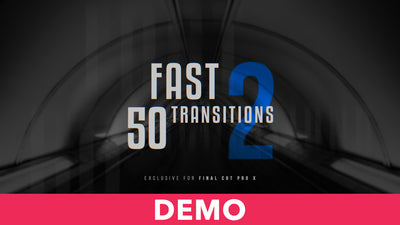 50 Fast Transitions 2 Demo