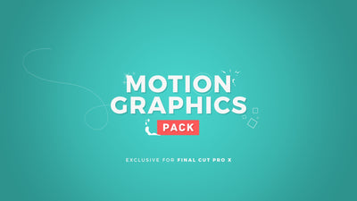 Motion Graphics Pack 2