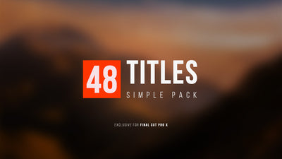 48 Titles Simple Pack