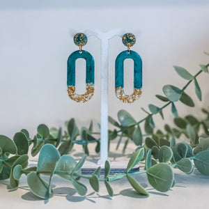 How Oblong - Emerald | The Geo Mystic Collection