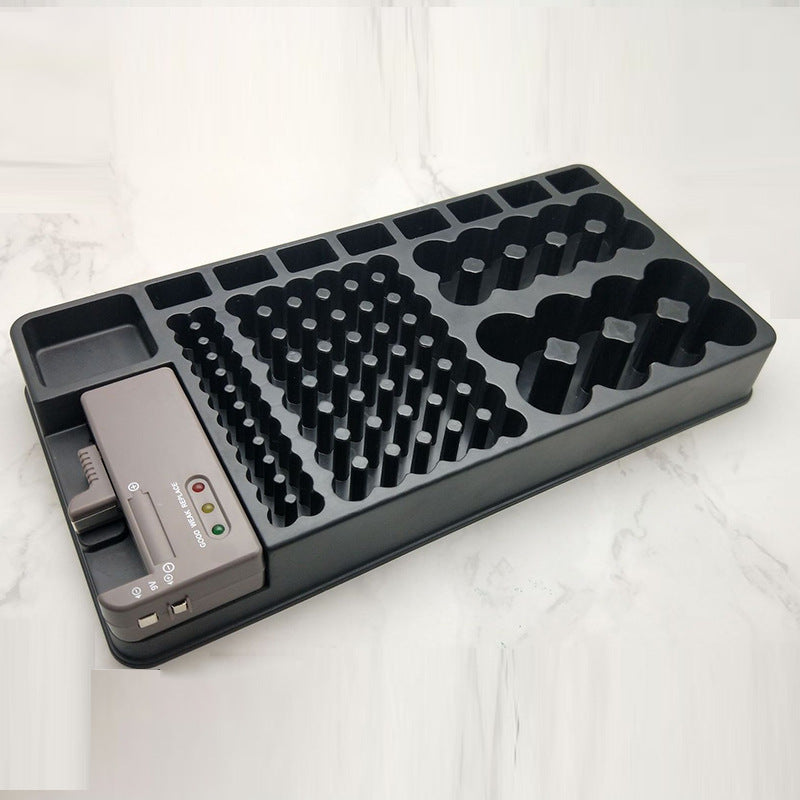 Battery Storage Case Multifunctional +Tester
