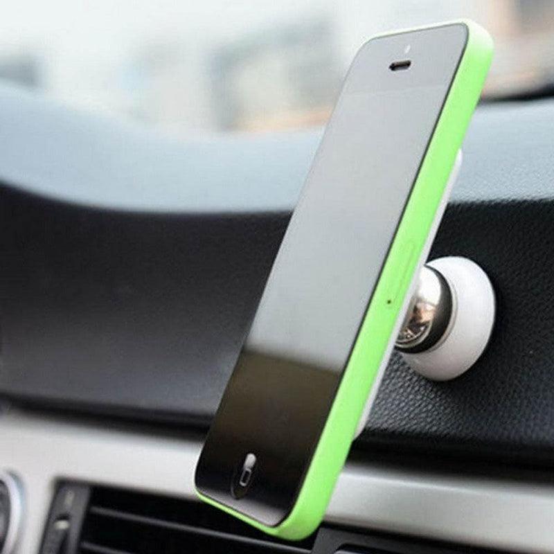360 Degree Universal Magnetic Car Phone Holder - Air Vent Mount