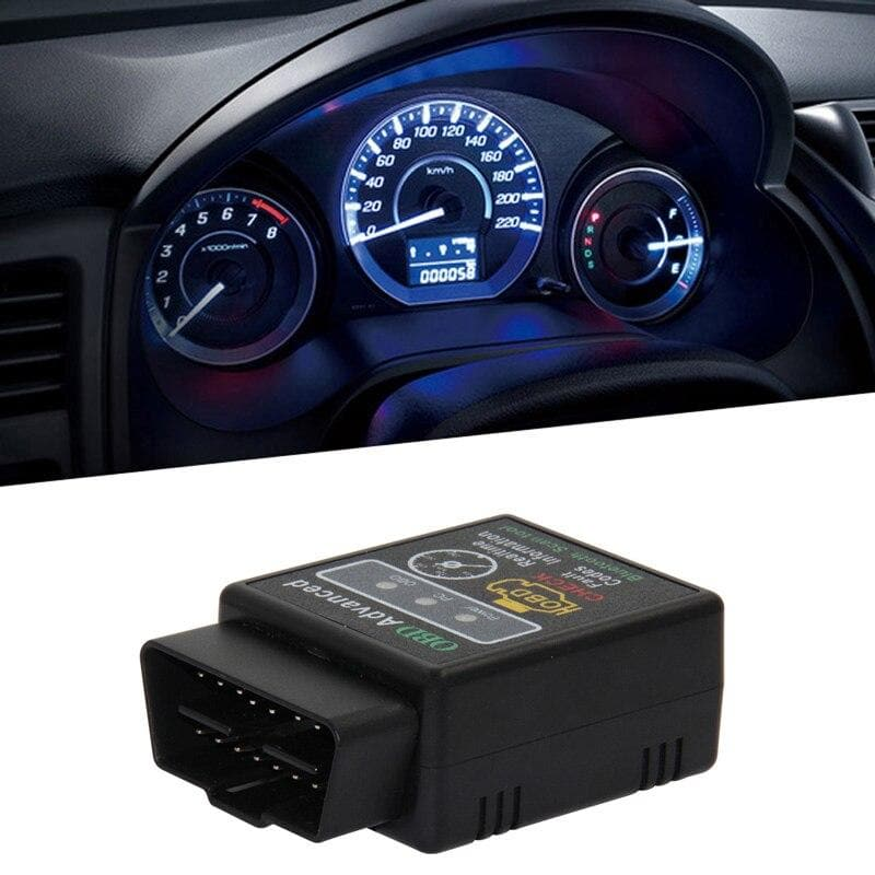 Mini ELM327 OBD2 II Bluetooth Auto Car OBD2 Diagnostic Interface Scanner Tool SF : Home - Gadgets 4 EZ Life