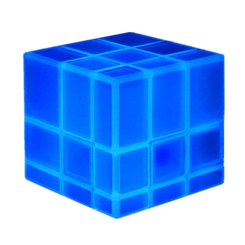 Professional Luminous Magic Speed Cube Puzzle For Class Learning : Magic Cubes - Gadgets 4 EZ Life