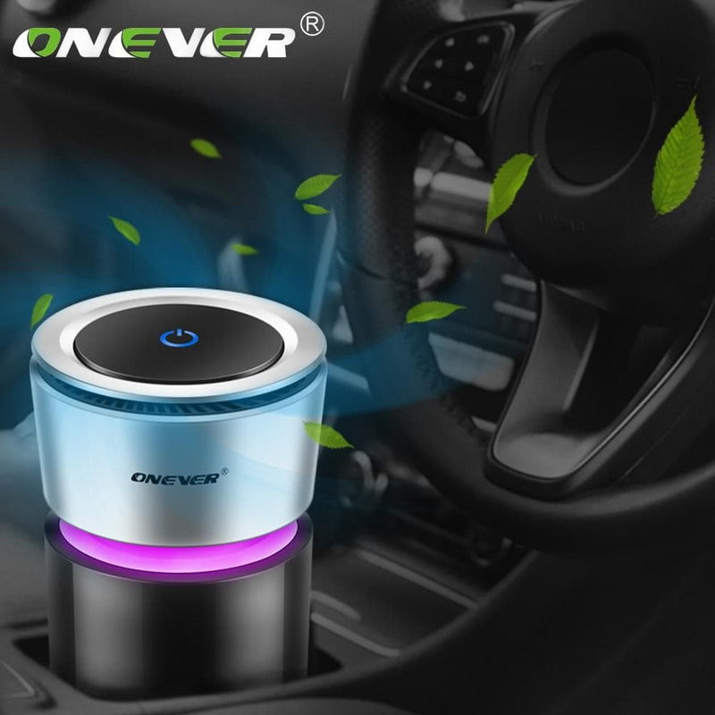 Car Air Freshener Solid Perfume Aromatherapy Stick For Auto Air Perfume Purifier : Car Air Purifiers - Gadgets 4 EZ Life