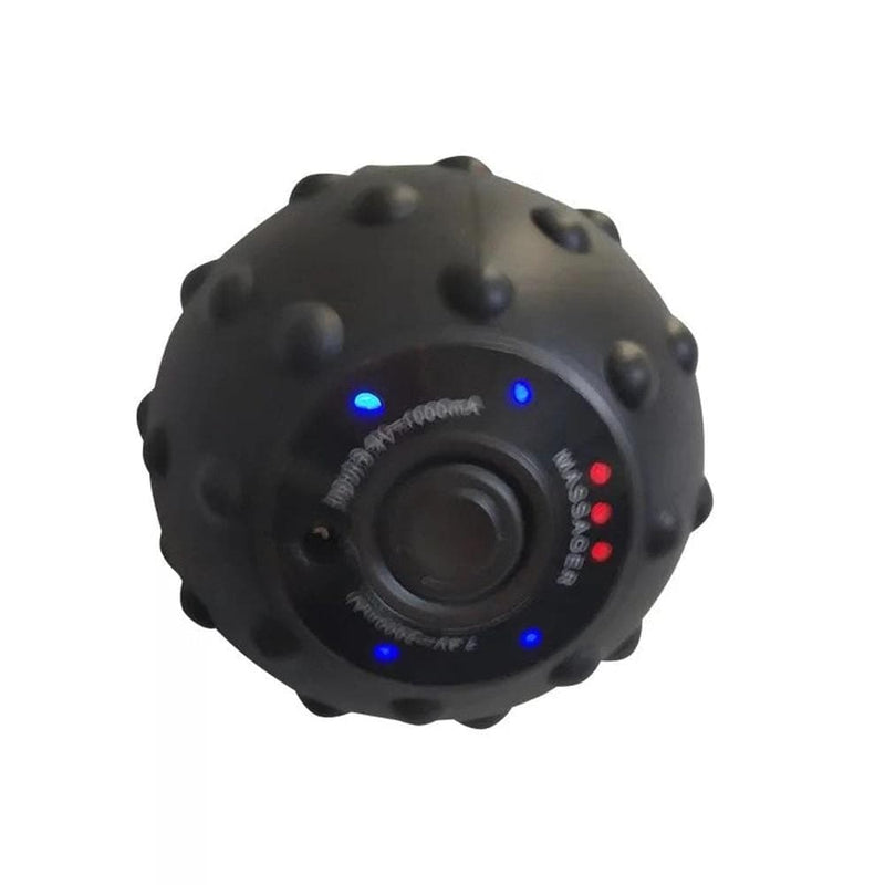 Vibrating Full Body Stress Release Ball Roller with Trigger Points for Muscle Relaxation : Fitness Balls - Gadgets 4 EZ Life